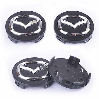 Mazda02 - 57MM 4-pack Centre HoodMazda