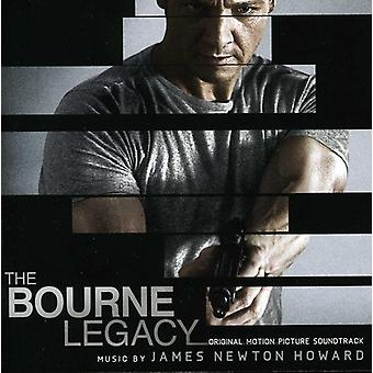 Various Artists - The Bourne Legacy [Original Motion Picture Soundtrack] [CD] USA importeren