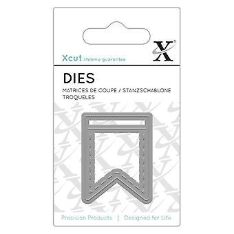 Xcut Dinky morir (1pc) - Escribano (XCU 503179)