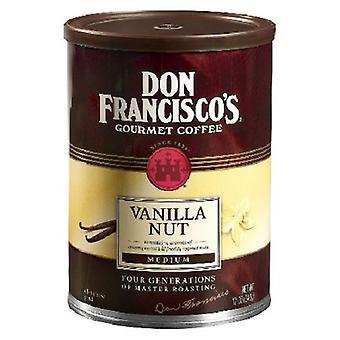 Don Francisco's Gourmet Kahvi Vanilja Pähkinä