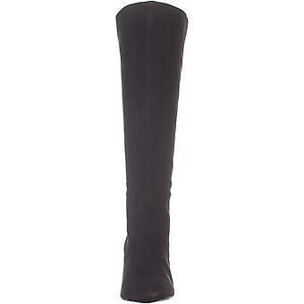 Alfani Women's Shoes Nessiil Leather Closed Toe Mid-Calf Fashion Boots