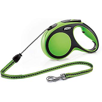 Flexi Comfort 2 - Cablu mediu de 5m - Verde
