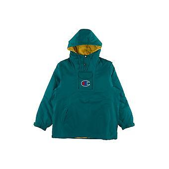 Supreme Champion Pullover Parka Teal - Vêtements