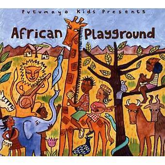 Putumayo Presents - African Playground [CD] USA import
