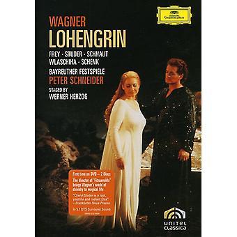R. Wagner - Wagner: Lohengrin [DVD Video] [DVD] import USA