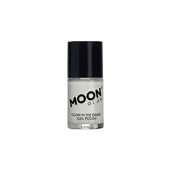 Smiffy's Moon Glow - Glow In The Dark Nail Polish - Invisible