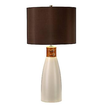 1 Lampe de table légère Céramique, E27