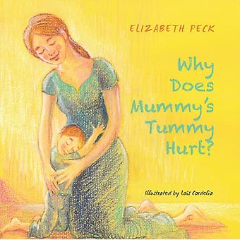 Why Does Mummys Tummy Hurt by Elizabeth Peck