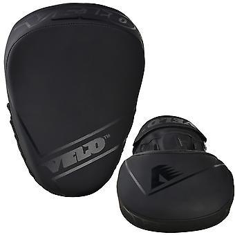 VELO Focus Pad Matte Leather FCP-MATTE-Black