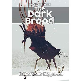 The Dark Brood The Cthulhu Hack RPG Gaming Book