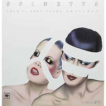 Luis Alberto Spinetta - Solo El Amor Puede Sostener [CD] USA import