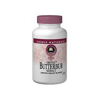 Source Naturals Butterbur, (femme éternelle) 60 Sg