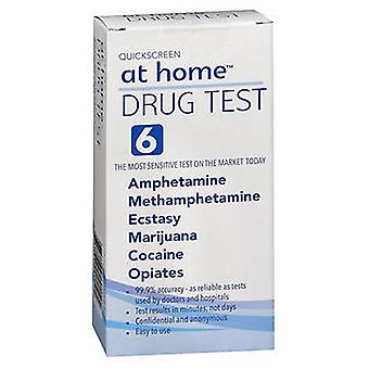 At Home Drug Test Multiple, 1 each