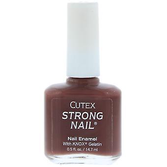 Cutex Strong Nail - Nail Enamel 14.7ml Maize