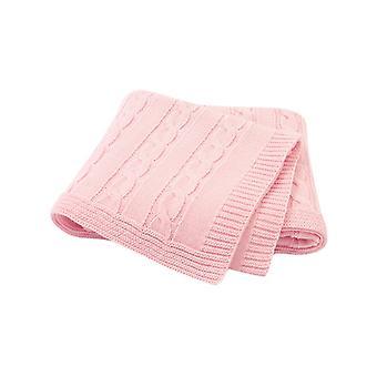 Copertura per il sonno del bambino Avvolgere la fascia a maglia coperta per passeggino