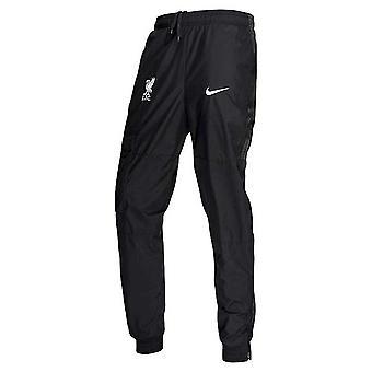 2020-2021 Liverpool Woven Pants (Schwarz)