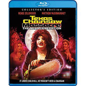 Texas Chainsaw Massacre: Next Generation [Blu-ray] USA import