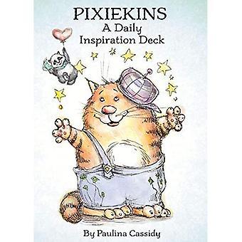 Pixiekins: Een dagelijks inspiratiedeck
