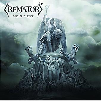 Crematory - Monument [CD] USA import