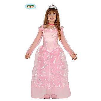 Puku vaaleanpunainen prinsessa keiju prinsessa lapsi puku