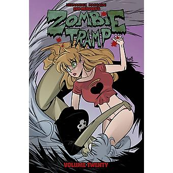 Zombie Tramp Volume 20 69 Ways to Die by Hernandez & Vince