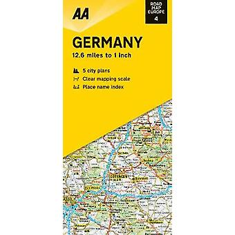 Road Map Germany