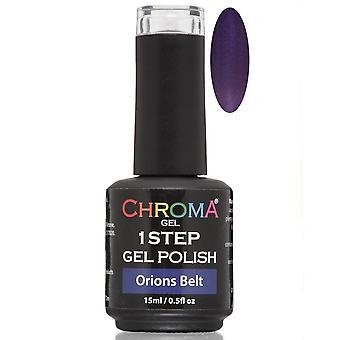 Chroma Gel One Step Gel Polish - Orion's Belt