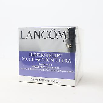 Lancome Renergie Lift Multi-Action Ultra Dark Spot Correzione Crema 2.6oz Nuovo