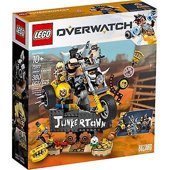 LEGO 75977 Junkrat & Roadhog