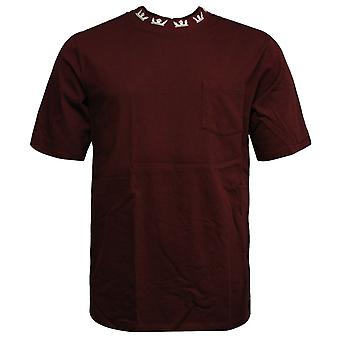 Supra Baseline Crew Mens T Shirt Short Sleeved Top Casual 103727 609 RW90