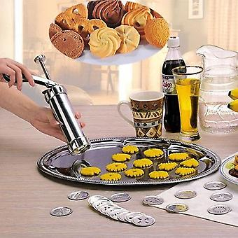 Sweet Treats Cookies Press Cutter Baking Tools Biscuits Press Machine