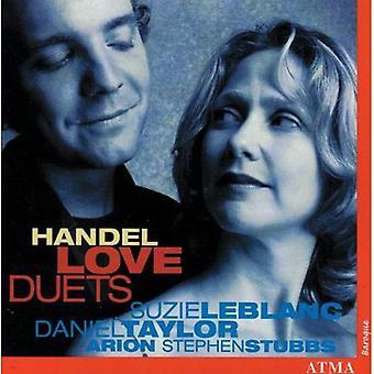 G.F. Handel - Handel: Love Duets [CD] USA import