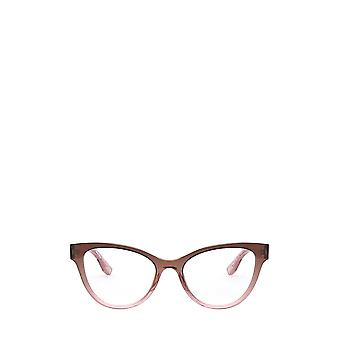 Miu Miu MU 01TV ruskea kaltevuus naisten silmälasit