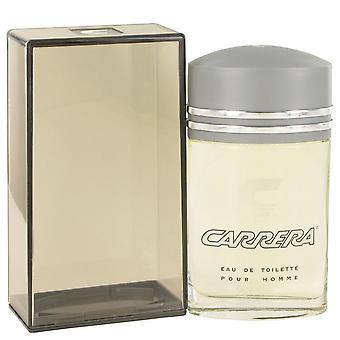 CARRERA by Muelhens Eau De Toilette Spray 3.4 oz / 100 ml (Men)