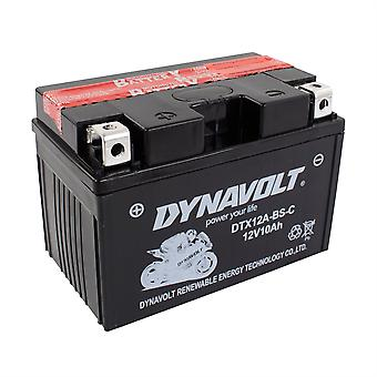 Dynavolt DTX12ABS Maintenance Free Battery With Acid Pack YTX12-ABS