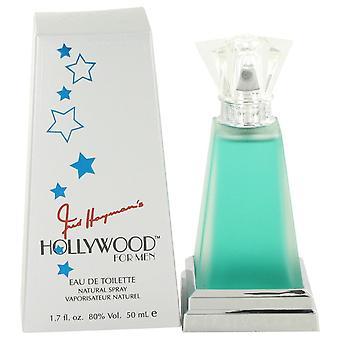 HOLLYWOOD by Fred Hayman Eau De Toilette Spray 1.7 oz / 50 ml (Men)