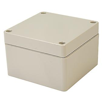 Hammond 1554EGY Watertight ABS Enclosure 90 x 90 x 60mm Grey