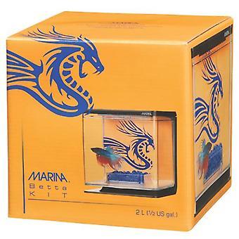Marina MARINE BETTA KIT 2l-BOY (Fisk , Akvarium Tillbehör , Uppfödningslådor)