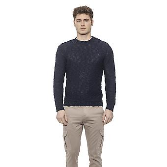 Alpha Studio Blunavy Sweater - AL1375711