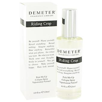 Demeter Riding Crop Cologne Spray By Demeter 4 oz Cologne Spray