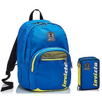 School Kit - BACKPACK Formaat Invicta + CASE - Kupang