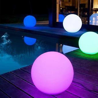 Waterdichte led tuin bal licht