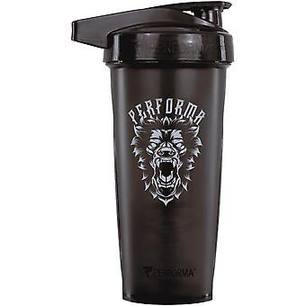 Performa Activ 28 oz. Shaker Cup Gym Bottle - Beastmode