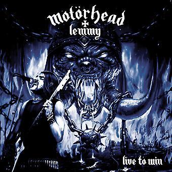 Motorhead / Lemmy - Live To Win [Vinyl] USA import