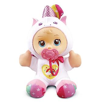 Baby doll little love dulce unicornio vtech (es)