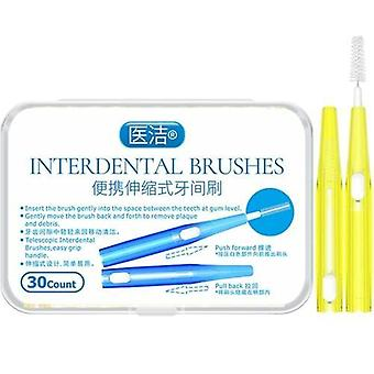 Brush Cleaning Between Teeth Oral Care Toothpick