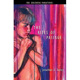 The Rites of Passage by Jonathan Arnowitz Taylor - 9780999533635 Book