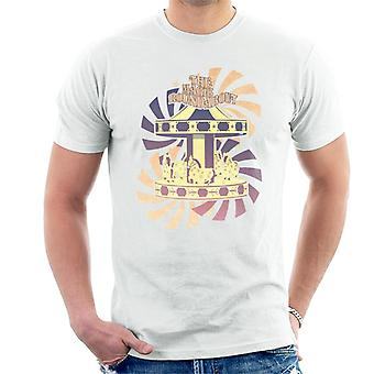 The Magic Roundabout Retro Carousel Men's T-Shirt