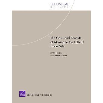 Kostnaderna och fördelarna med att flytta till ICD10-koduppsättningarna av Martin Libicki