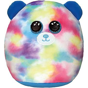 "TY Hope Bear Squish-A-Boo 10"""